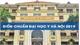 Công bố điểm chuẩn Trường Đại học Y Hà Nội năm 2019