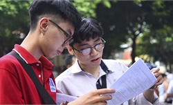 Đại học Kinh tế quốc dân: Tất cả các ngành đều lấy  từ 21,5 điểm trở lên
