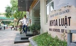 Điểm chuẩn Khoa Luật - Đại học quốc gia Hà Nội năm 2019, cao nhất 25,5 điểm, thấp nhất 18,45 điểm
