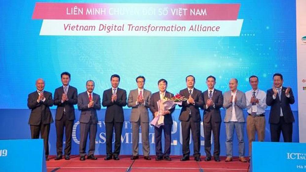 Vietnam Digital Transformation Alliance makes debut
