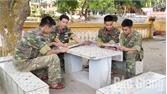 Thiếu tá Hoàng Văn Khuyến: Gương mặt trẻ tiêu biểu