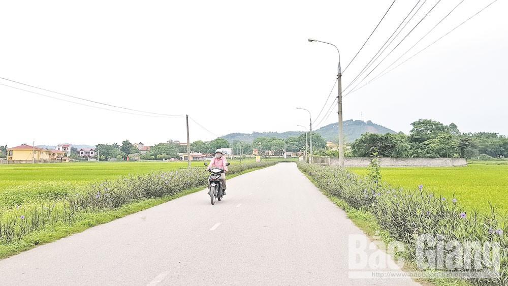 Bắc Giang, sáp nhập, sắp xếp cán bộ,  thôn, tổ dân phố,