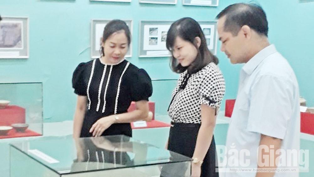 Trống đồng Bắc Lý: Biểu tượng văn hoá Đông Sơn ở Bắc Giang