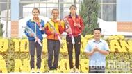 VĐV điền kinh Nguyễn Thị Oanh chuẩn bị cho SEA Games 30: Nỗ lực bảo vệ ngôi vương
