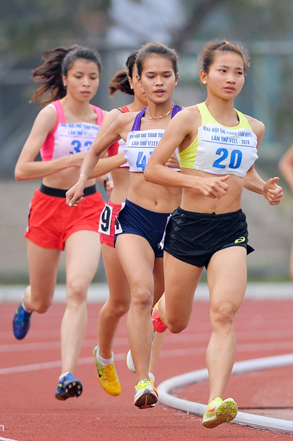 SEA Games 30, Nguyễn Thị Oanh,  ngôi vương, Bắc Giang, Huy chương Vàng