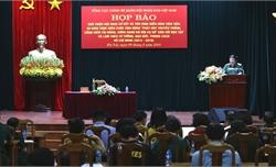 Tôn vinh 203 tập thể, cá nhân trong cuộc vận động phát huy truyền thống Bộ đội Cụ Hồ