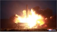 Triều Tiên bắn hai vật thể chưa xác định ra biển