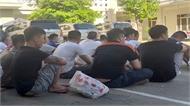 58 người bị tạm giữ trong quán karaoke