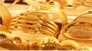 Cuối tuần, vàng đột ngột giảm giá