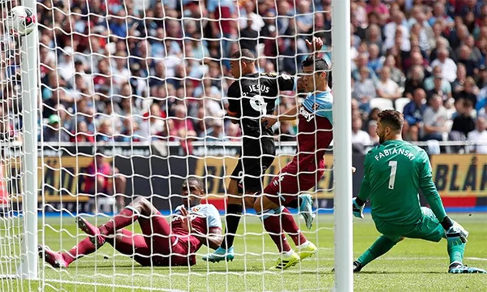 Man City, West Ham, Ngoại hạng Anh, Guardiola