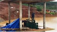 Mở thành công van xả lũ hồ thủy điện Đác Kar