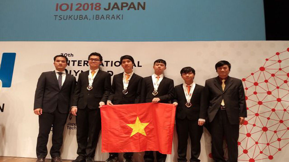 Vietnam students, 7 medals, int'l astronomy-astrophysics olympiad, Hungary,Hanoi – Amsterdam High School for the Gifted, young astronomers