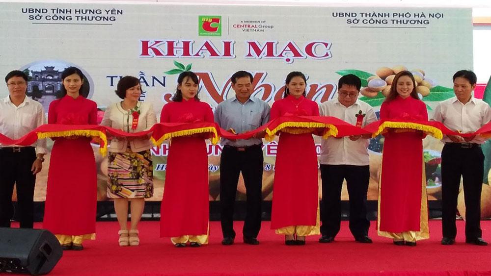 2019 Hung Yen longan week opens in Hanoi