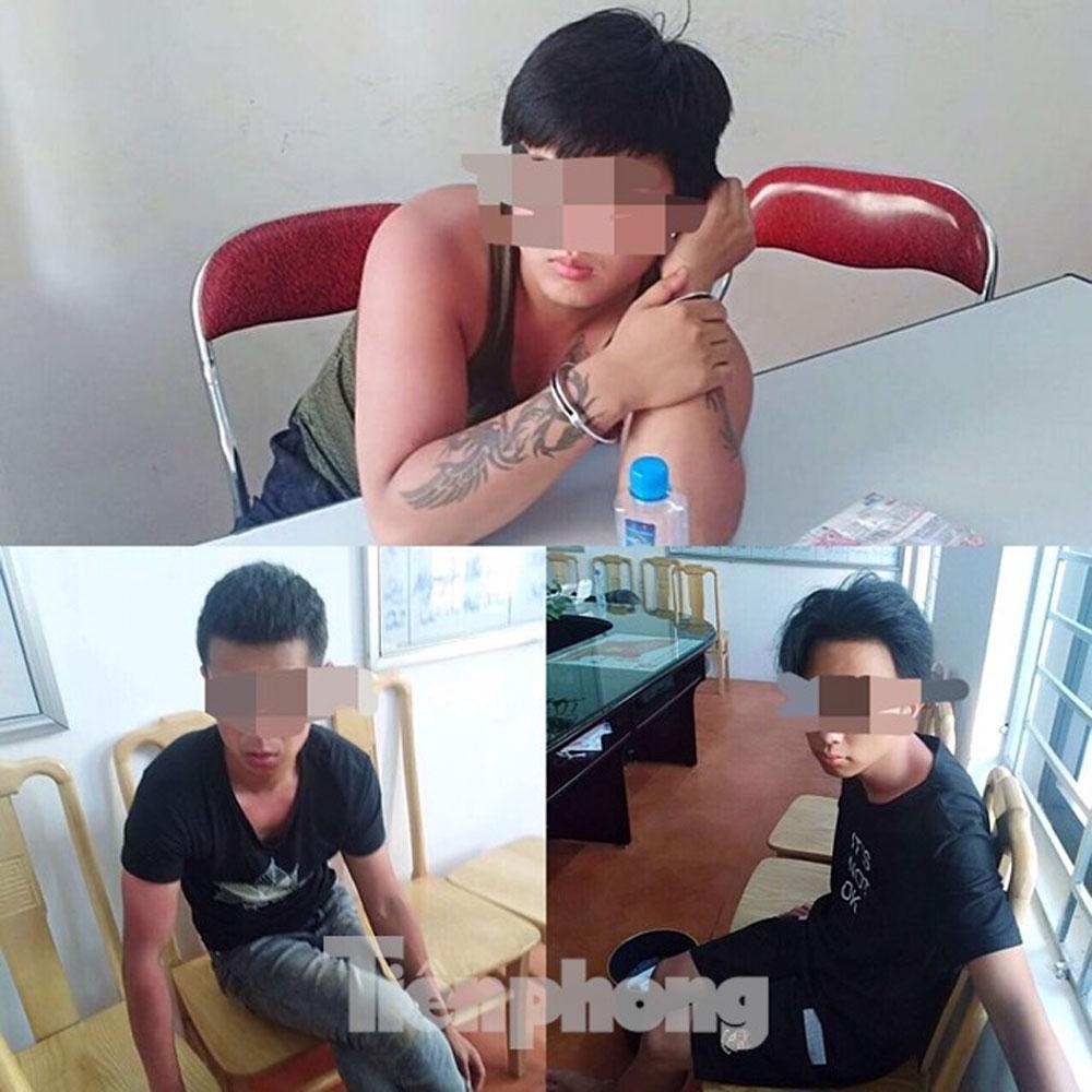 Nghi án, ba người nước ngoài, sát hại, cướp xe taxi ở Lạng Sơn, taxi hãng K.L 788