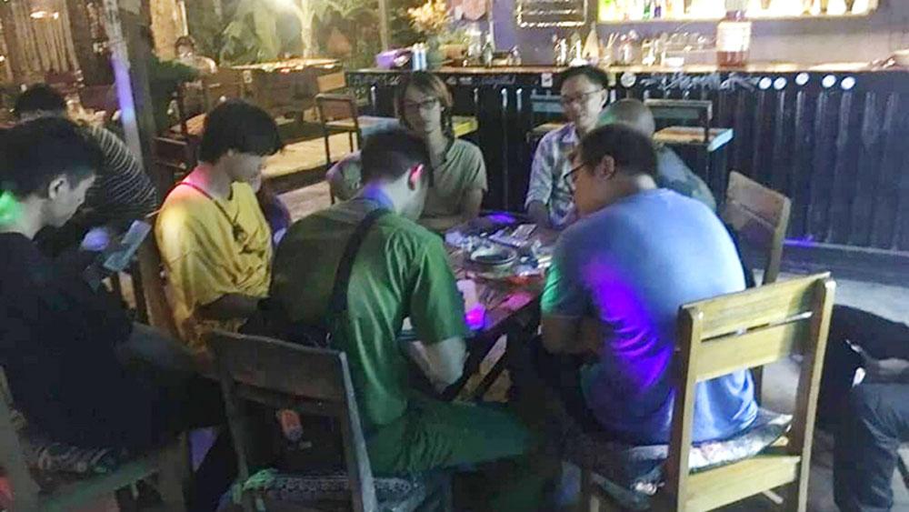 Phát hiện, 11 người dương tính ma túy, quán bar ở Đà Nẵng, quán bar SaSa