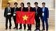 Vietnamese high schoolers win two informatics olympiad gold medals