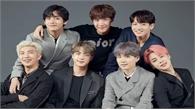 Nhóm nhạc BTS dừng hoạt động