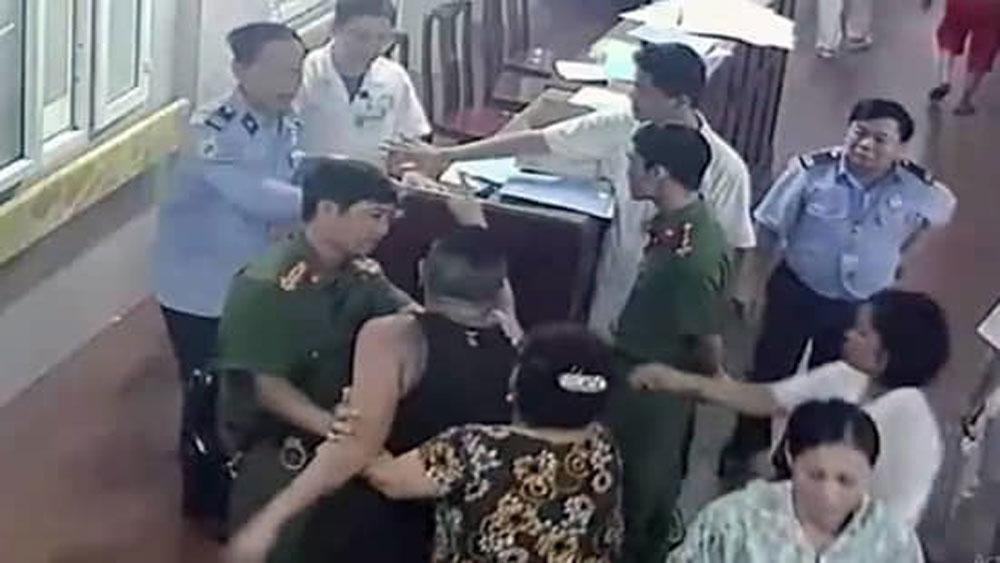 Kẻ hành hung, bác sĩ ở Ninh Bình, giang hồ cộm cán, Bắc lợn, Đinh Việt Bắc