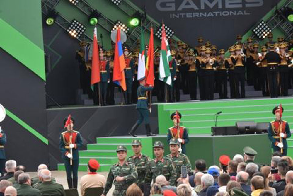 Vietnam,  excellent performance, Army Games 2019, tank team,  Tank biathlon, impressive performance, Russian military experts