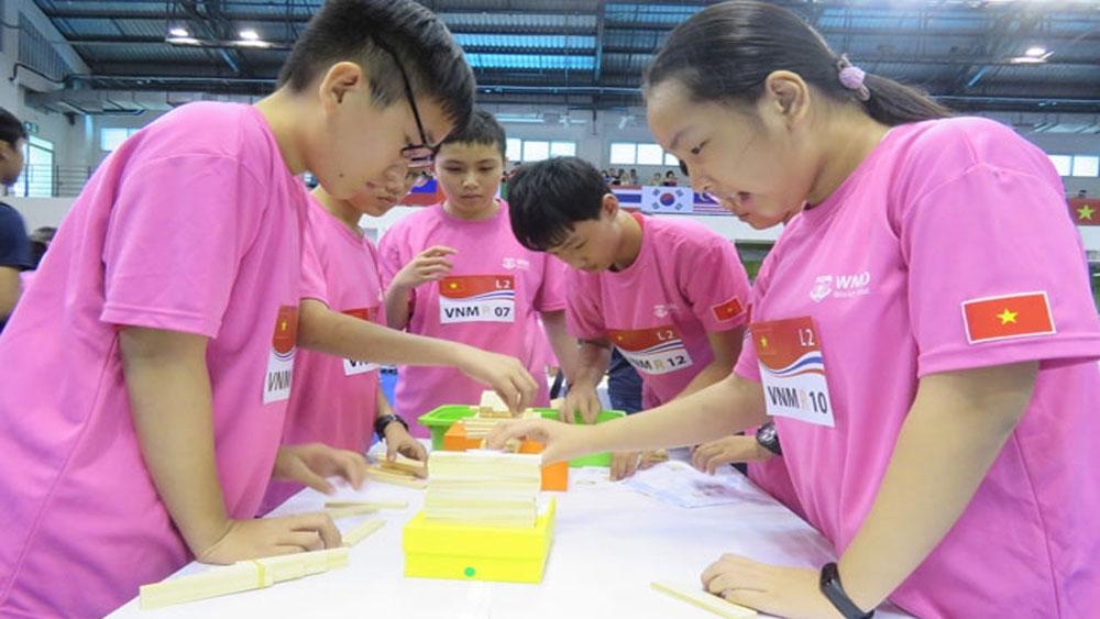 12 học sinh Việt Nam, đoạt giải cuộc thi toán học WMO, cuộc thi Olympiad Toán học Tổng hợp thế giới
