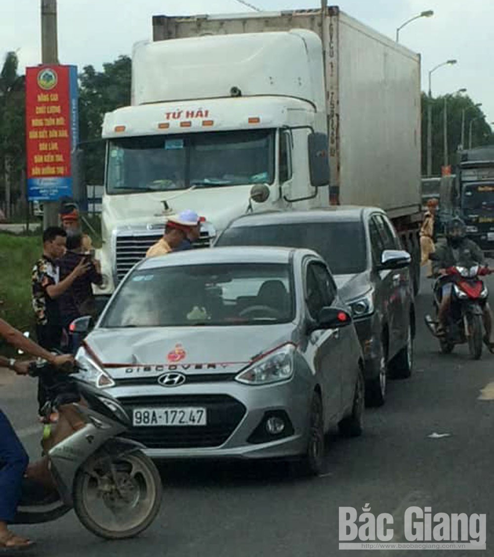 tai nạn giao thông, va chạm giao thông, tử vong do tại nạn giao thông, tai nạn giao thông tại quốc lộ 1