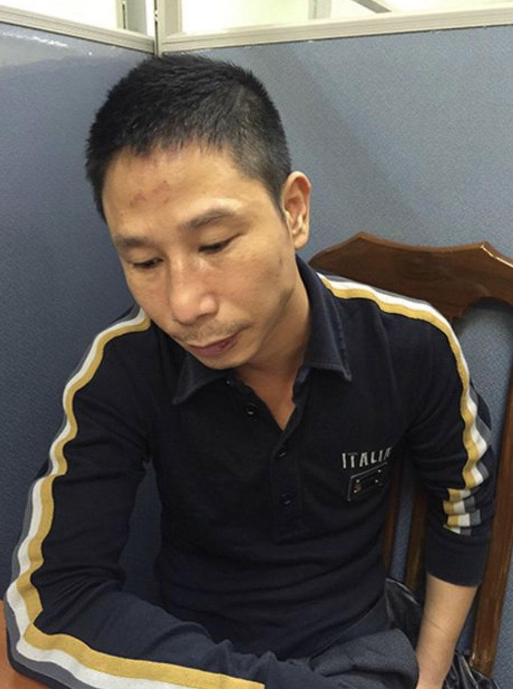 Phá đường dây đánh bạc, giang hồ Nam ngọ điều hành, trang web b8ag.com, Hoàng Lại Nam