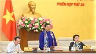 Phiên họp thứ 36 Ủy ban Thường vụ Quốc hội: Thống nhất ý kiến Ủy ban Chứng khoán Nhà nước trực thuộc Bộ Tài chính