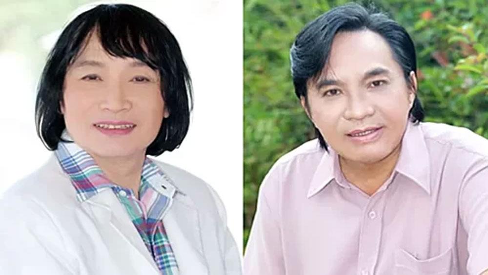 Minh Vương, Trung Anh, phong tặng danh hiệu Nghệ sĩ Nhân dân