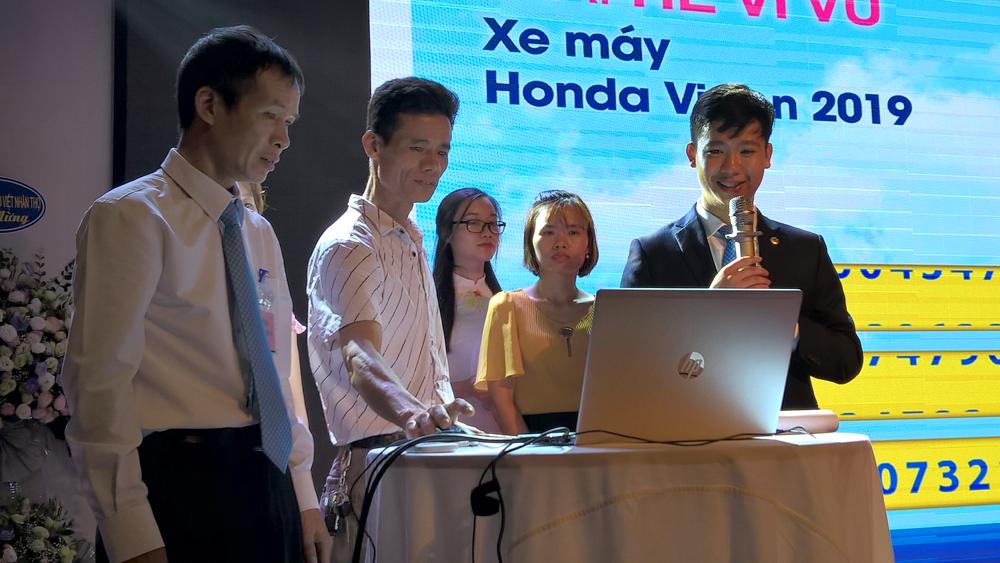 Bảo Việt Nhân thọ, Bắc Giang, trúng thưởng, Giải thưởng quốc tế, sinh nhật 23 năm, quay thưởng, vi vu du hè