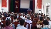 Tập huấn nghiệp vụ công tác dân vận của Đảng