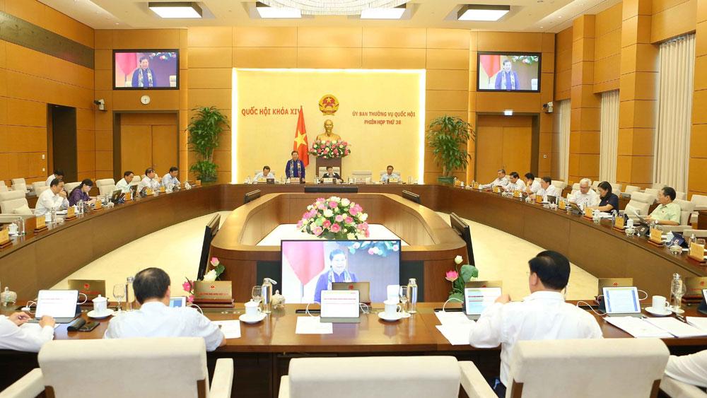 15 bộ trưởng, trưởng ngành, trả lời chất vấn, phiên họp thứ 36, Ủy ban Thường vụ Quốc hội