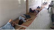 Bình Dương: Tổng số 119 công nhân phải cấp cứu do hít phải mùi thuốc diệt mọt
