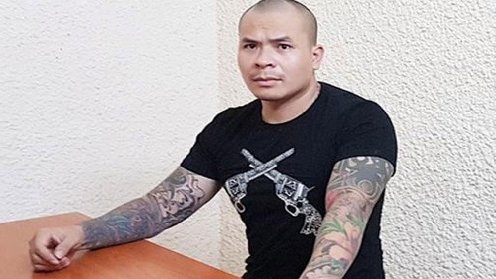 Quang Rambo, đàn anh của Khá bảnh, Đỗ Văn Quang,  đòi nợ thuê, Nguyễn Đức Nhân, Đỗ Văn Thịnh
