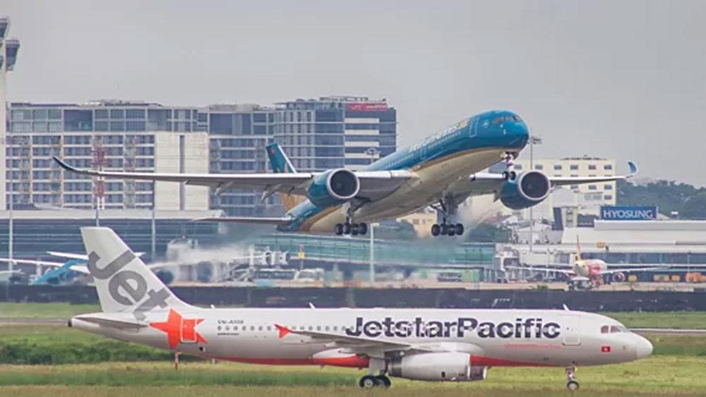 Nhiều chuyến bay của Việt Nam bị ảnh hưởng vì biểu tình Hong Kong