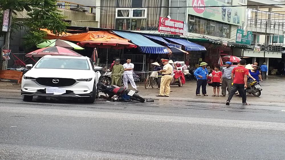 Tai nạn giao thông, ông Thân Ngọc Sơn, thôn Thượng Phúc, xã Tăng Tiến, huyện Việt Yên