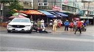 Tai nạn giao thông tại Bắc Giang, cụ ông 72 tuổi tử vong