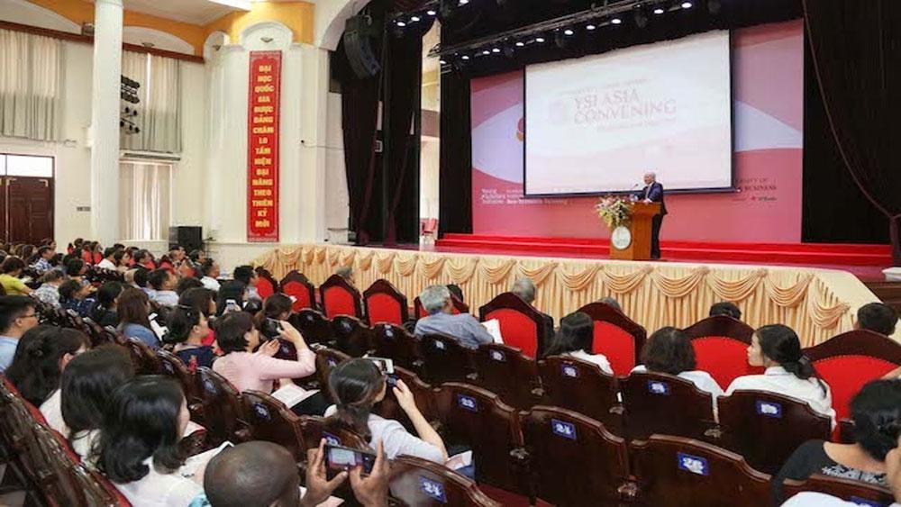 Gần 500 nhà khoa học quốc tế , tham dự, Hội nghị Kinh tế trẻ châu Á 2019