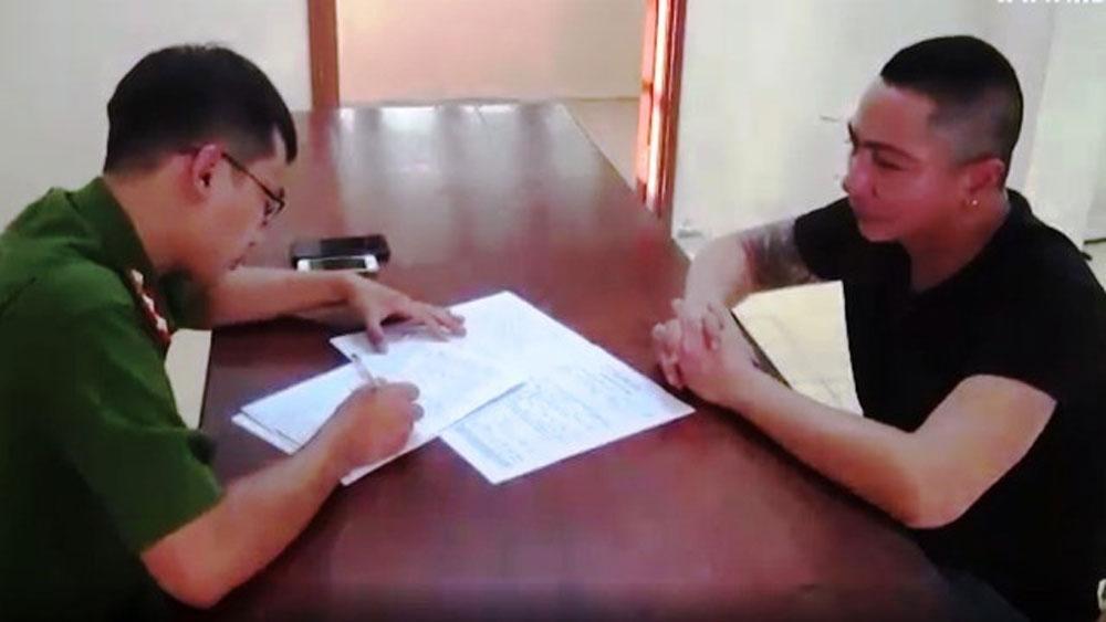 Ninh Bình, khởi tố, bắt tạm giam, đầu gấu, hành hung nhân viên y tế, Đinh Việt Bắc , Bắc lợn