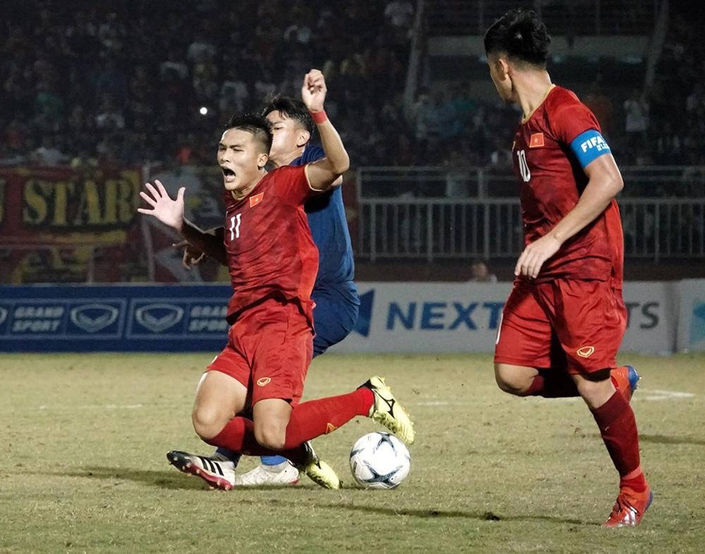 U18 Việt Nam, U18 Thái Lan, U18 Việt Nam Vs U18 Thái Lan
