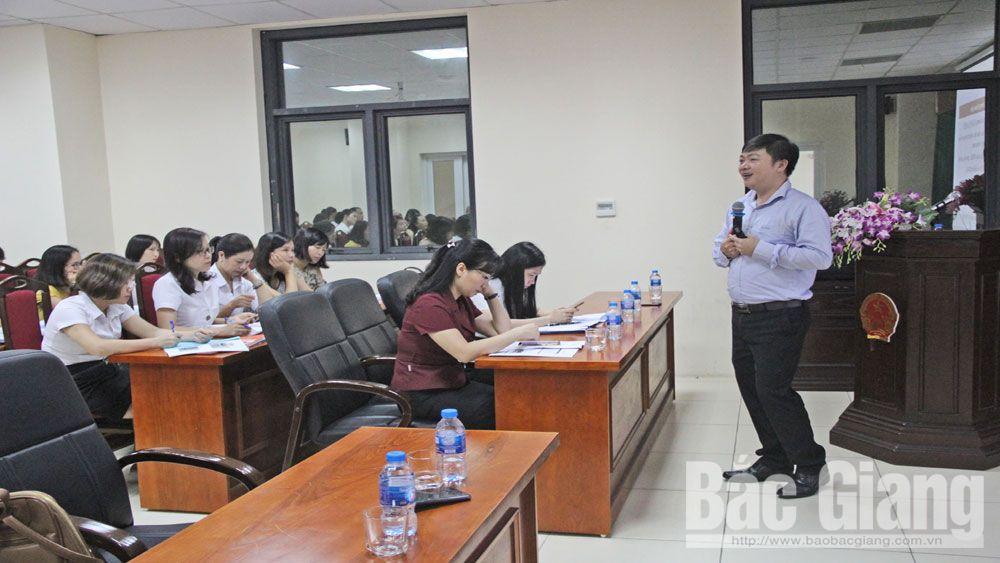 Thi hành pháp luật về bảo hiểm tại Bắc Giang: Kiên quyết xử lý doanh nghiệp  cố tình vi phạm