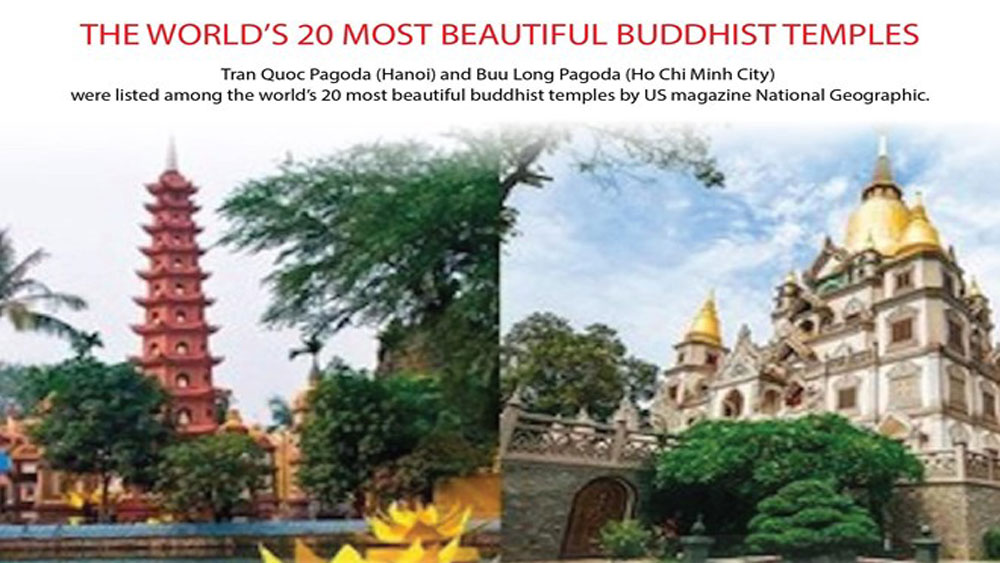 The world's 20 most beautiful buddhist temples