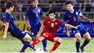 Clip: Những pha bỏ lỡ cơ hội ghi bàn của U18 Việt Nam và U18 Thái Lan