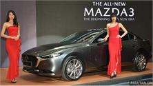 Mazda3 thế hệ thứ 4 chính thức được giới thiệu