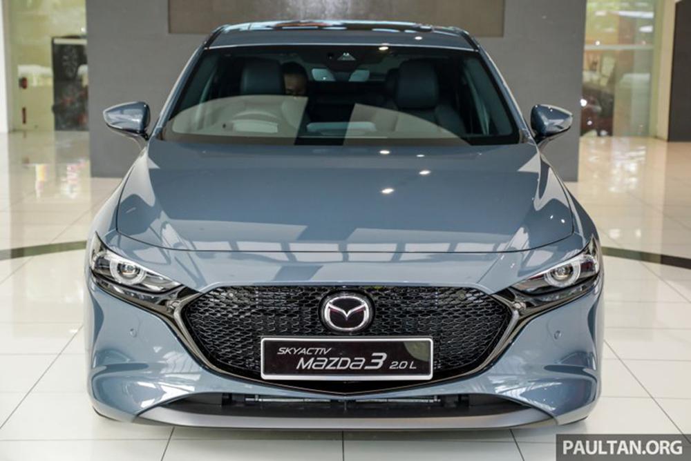 Mazda, Mazda3 2019, giá xe Mazda, giá xe Mazda3, hình ảnh mazda3 2019