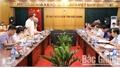 Ban Tôn giáo Chính phủ làm việc tại Bắc Giang: Đề nghị sớm ban hành Nghị định xử phạt hành chính trong lĩnh vực tín ngưỡng, tôn giáo