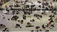 Trung Quốc: Sân bay Hong Kong được lệnh ngăn cản người gây rối