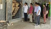 Hiệp Hòa quan tâm củng cố, nâng cao hiệu quả hoạt động của các hợp tác xã