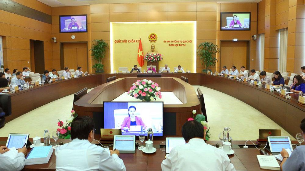 Tăng tuổi nghỉ hưu, người đương chức, Chủ tịch Quốc hội Nguyễn Thị Kim Ngân