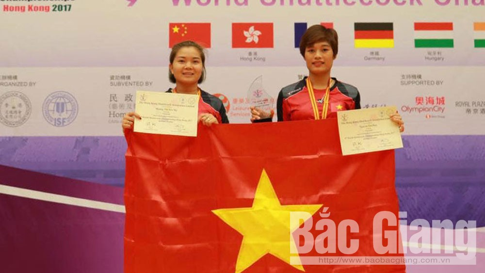 17 athletes in Bac Giang province summoned to national teams