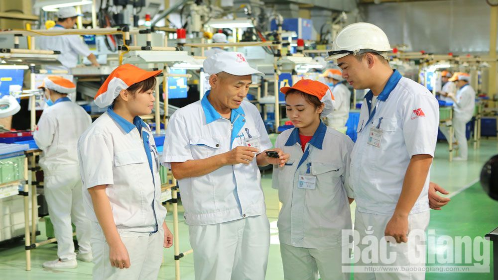 Bac Giang makes drastic solutions for provincial competitive index improvement